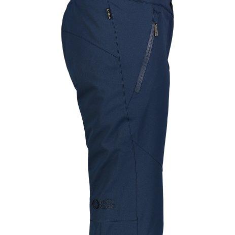 Dámské lyžařské kalhoty NORDBLANC CALMNES NBWP7331 MODRÁ