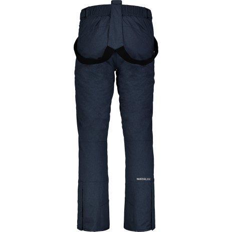 Pánské lyžařské kalhoty NORDBLANC DEVODED NBWP7329 MODRÝ MELÍR