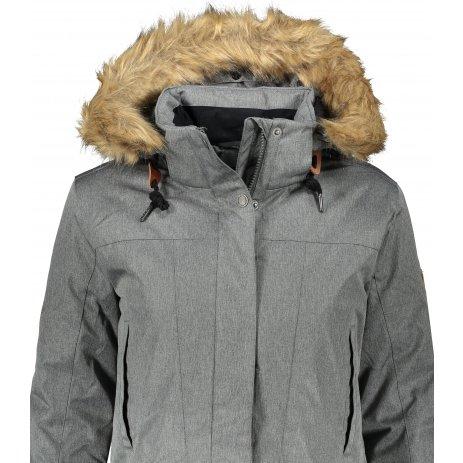 Dámský zimní kabát HANNAH GALIANO II GRAY MEL