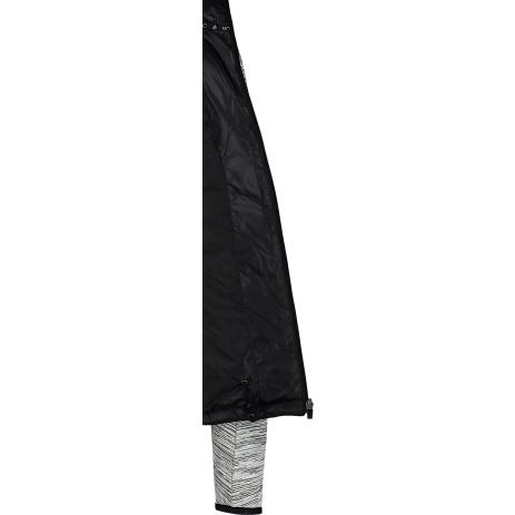 Pánská sportovní bunda NORDBLANC GROOVE NBWJM6987 CRYSTAL ČERNÁ