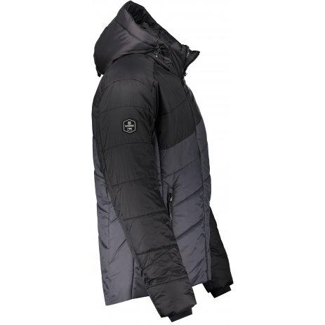 Pánská zimní bunda ALTISPORT ROGAN ŠEDÁ