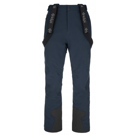 Pánské lyžařské kalhoty KILPI REDDY-M NM0021KI TMAVĚ MODRÁ