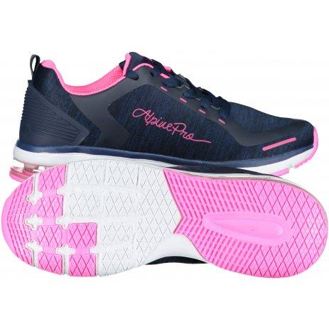 Dámské boty ALPINE PRO MONDA LBTT303 TMAVĚ MODRÁ
