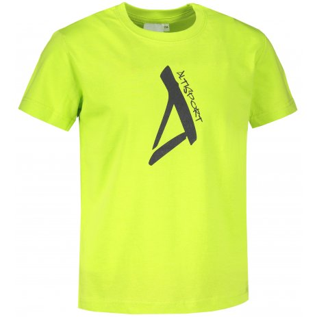 Dětské triko ALTISPORT ALK014138 LIMETKOVÁ