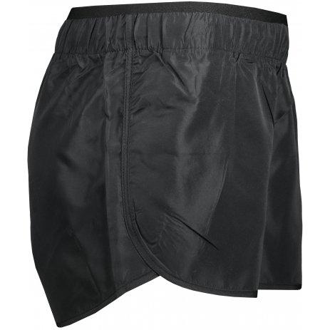 Dámské šortky ALPINE PRO KAELA 3 LPAT474 ČERNÁ