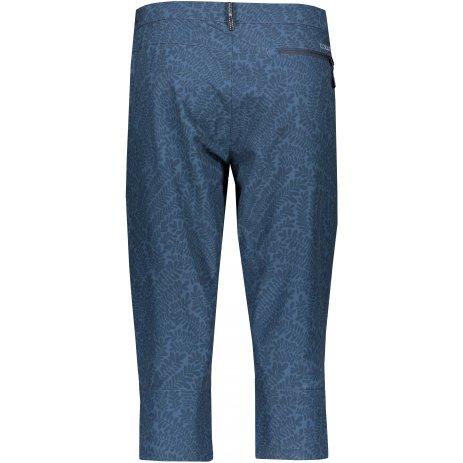 Dámské 3/4 kalhoty ALPINE PRO HYDA 2 LPAT385 MODRÁ