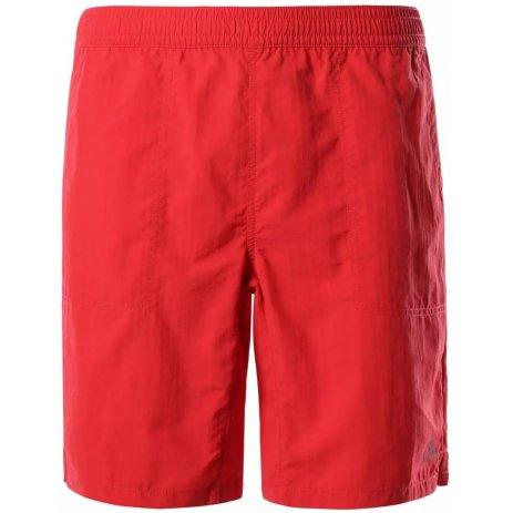 Pánské šortky THE NORTH FACE M PO ADVENTURE SHORT ROCOCCO RED