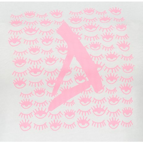 Dámské triko ALTISPORT ALW040122 BÍLORŮŽOVÁ
