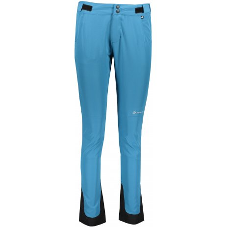 Dámské softshellové kalhoty ALPINE PRO SPIDA LPAT467 MODRÁ