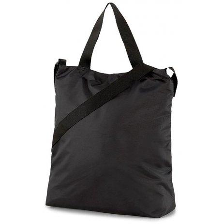 Dámská sportovní kabelka PUMA CORE POP SHOPPER PUMA BLACK