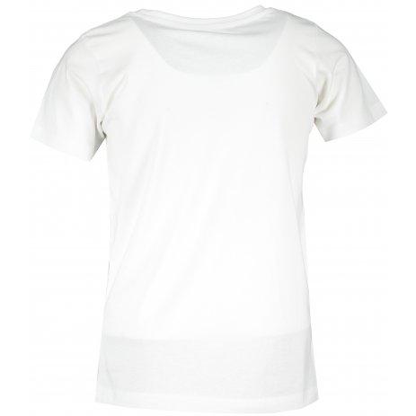 Dětské triko ALPINE PRO DODGO 4 KTST312 BÍLÁ