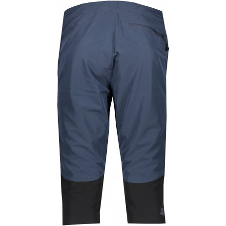 Pánské 3/4 kalhoty ALPINE PRO PEL MPAT490 TMAVĚ MODRÁ