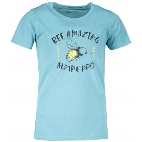 Dětské triko ALPINE PRO EKOSO KTST330 MODRÁ