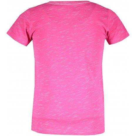 Dětské triko ALPINE PRO GANGO 3 KTST317 RŮŽOVÁ