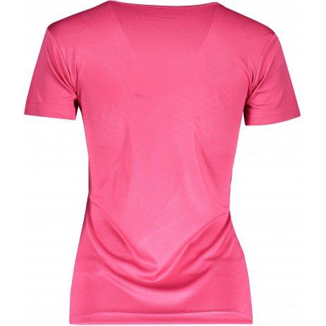 Dámské funkční triko ALPINE PRO QUARTO 6 LTST711 RŮŽOVÁ