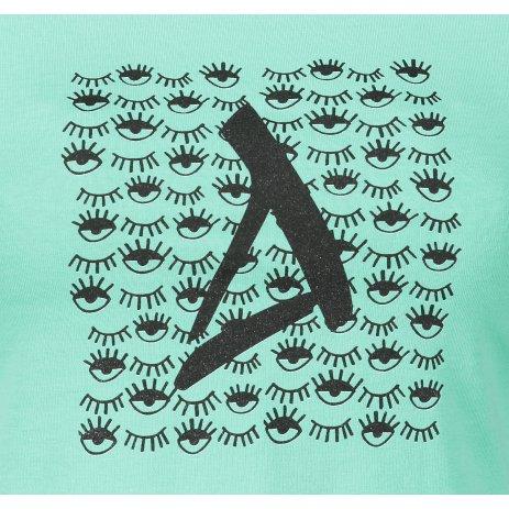 Dámské triko ALTISPORT ALW040122 MÁTOVÁ