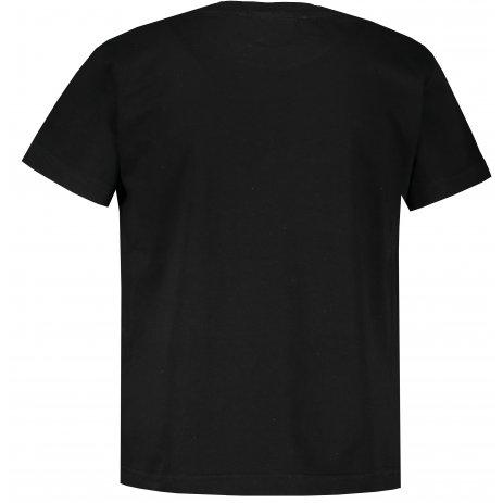 Dětské triko ALTISPORT ALK014138 ČERNÁ