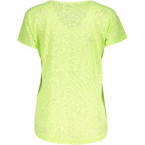 Dámské triko ALPINE PRO HARISA 4 LTST714 ZELENÁ