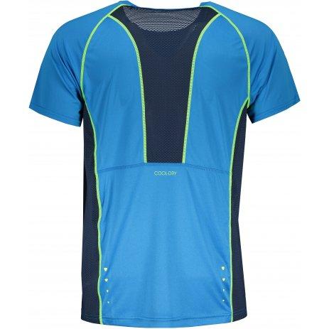 Pánské funkční triko ALPINE PRO LEON 2 MTST585 MODRÁ