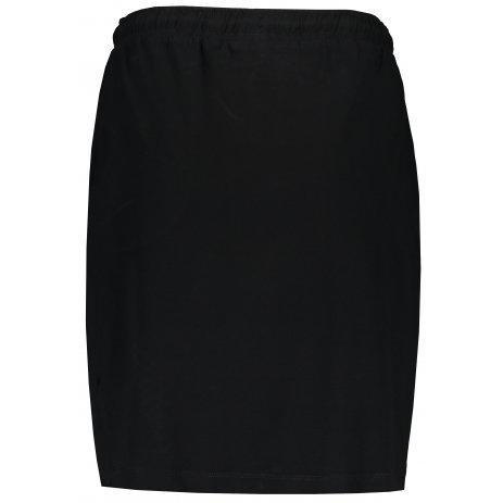 Dámská sukně ALTISPORT BASIA LSKT321 ČERNÁ