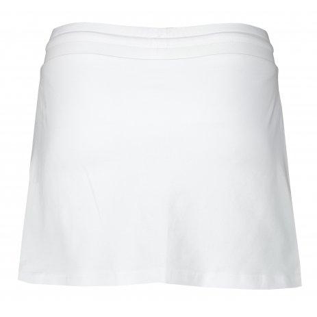 Dámská sukně ALTISPORT ALW016604 BÍLÁ