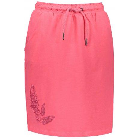 Dámská sukně ALTISPORT BASIA LSKT321 RŮŽOVÁ