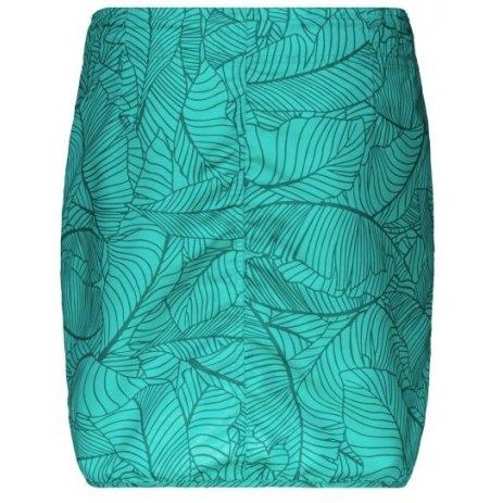 Dámská sukně  SAM 73 STELLA WZ 777 ZELENÁ NEON
