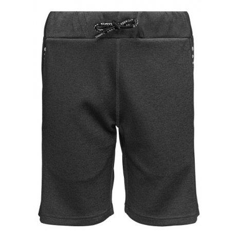 Chlapecké šortky SAM 73 EDDIE BS 533 ČERNÁ