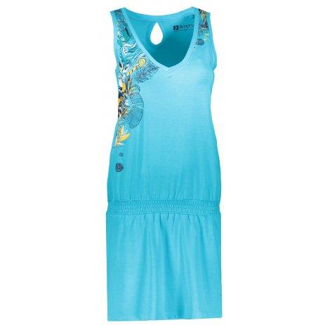 Dámské šaty ALTISPORT ELAXA LSKT335 MODRÁ