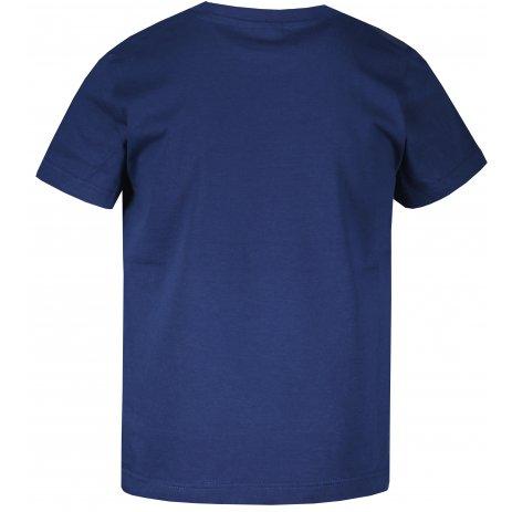 Dětské triko ALTISPORT ALK033138 PŮLNOČNÍ MODRÁ