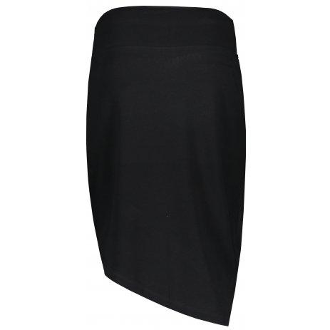 Dámská sukně ALTISPORT LARCA LSKT347 ČERNÁ