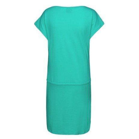 Dámské šaty SAM 73 WENDY WZ 785 ZELENÁ NEON
