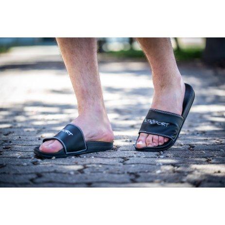 Pánské pantofle ALTISPORT MELOT MBTT264 ČERNÁ