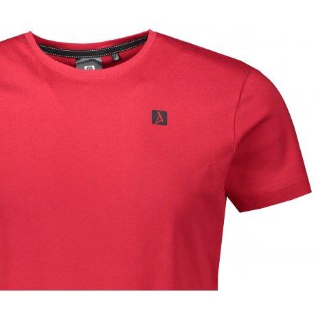 Pánské premium triko ALTISPORT ALM065153 FORMULA RED