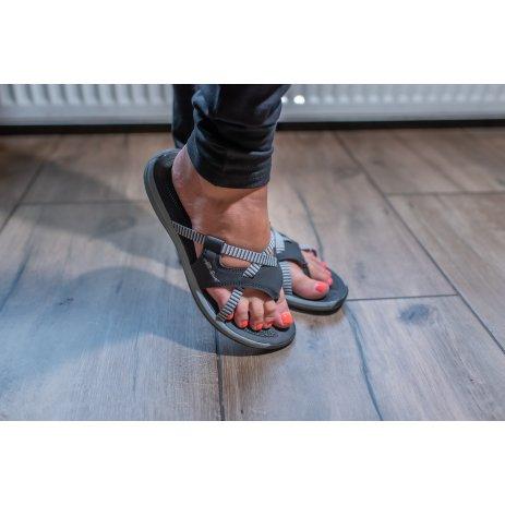 Dámské pantofle ALTISPORT MONA LBTT340 ČERNÁ