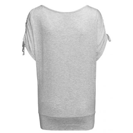 Dámské triko s krátkým rukávem SAM 73 SUSAN WT 813 ŠEDÁ
