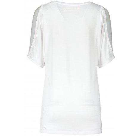 Dámské triko ALTISPORT CHELLA LTST768 BÍLÁ