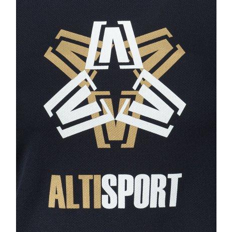 Dámské funkční triko ALTISPORT ALW046140 NÁMOŘNÍ MODRÁ