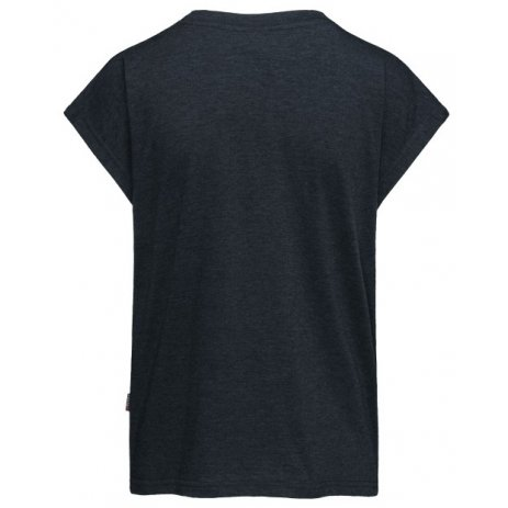 Dámské triko s krátkým rukávem SAM 73 ROBYN WT 814 ČERNÁ