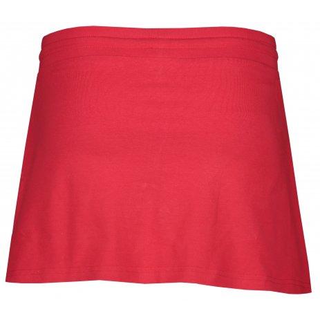 Dámská sukně ALTISPORT ALW002604 ČERVENÁ