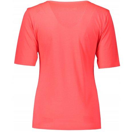 Dámské triko s krátkým rukávem ALTISPORT ARICA LTST772 ORANŽOVÁ