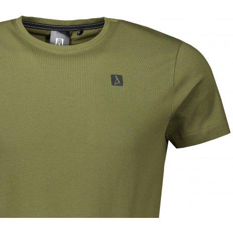 Pánské premium triko ALTISPORT ALM065153 AVOCADO GREEN