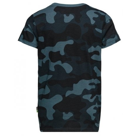 Chlapecké triko s krátkým rukávem SAM 73 RUPERT BT 544 TMAVĚ MODRÁ