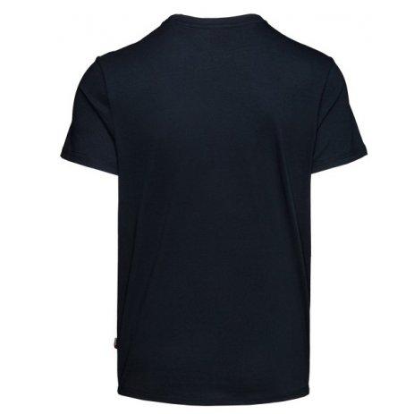 Pánské triko s krátkým rukávem SAM 73 WAYNE MT 777 TMAVĚ MODRÁ