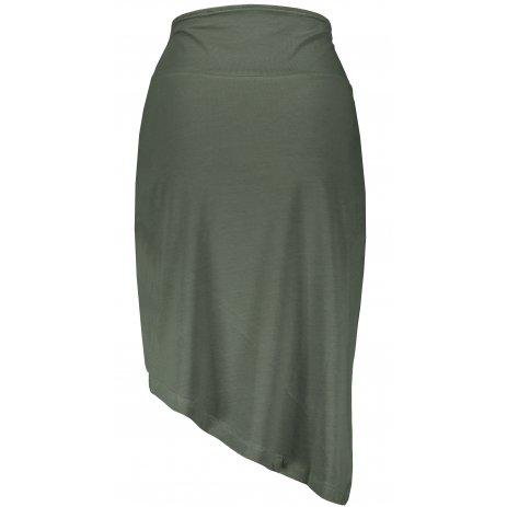 Dámská sukně ALTISPORT LARCA LSKT347 ZELENÁ