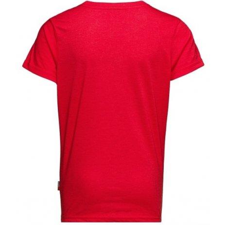 Chlapecké triko s krátkým rukávem SAM 73 TYLER BT 548 ČERVENÁ