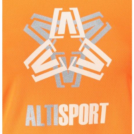 Dámské funkční triko ALTISPORT ALW046140 NEON ORANGE