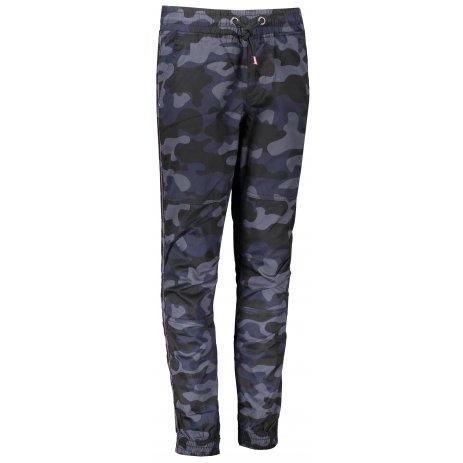 Dívčí kalhoty SAM 73 JASMINE GK 524 TMAVĚ MODRÁ