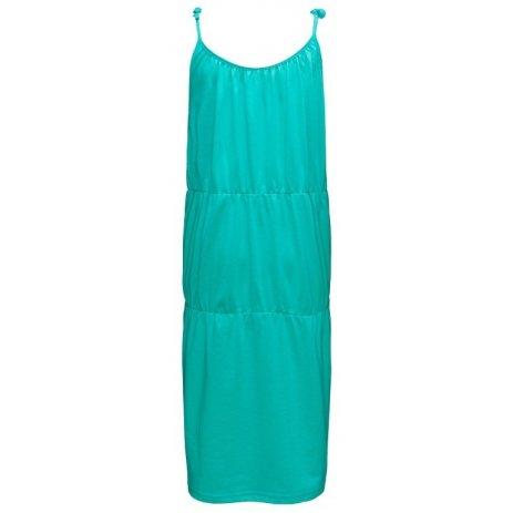 Dívčí šaty SAM 73 COURTNEY GZ 529 ZELENÁ NEON