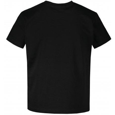 Dětské triko ALTISPORT ALK033138 ČERNÁ